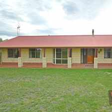 Rental info for COUNTRY STYLE HOME in the Orana area