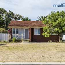 Rental info for Cute and cozy! in the Armadale area