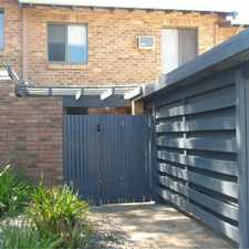 Rental info for FULLY FURNISHED AIR CONDITIONED TOWNHOUSE