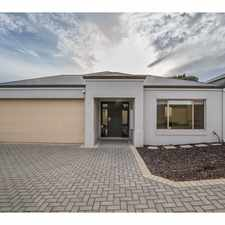Rental info for MODERN 3X2X2 HOME IN WANTED LOCATION in the Perth area