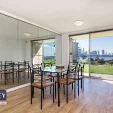 Rental info for STUNNING RIVER AND CITY VIEWS!