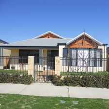 Rental info for LOW MAINTENANCE COTTAGE in the Perth area