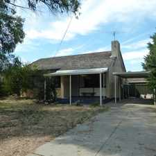 Rental info for Village Living in the Perth area