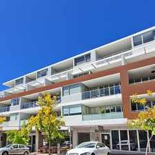 Rental info for Modern split-level apartment in Centre of Neutral Bay