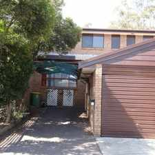 Rental info for THREE BEDROOM TOWN HOUSE WITH SWIMMING POOL IN COMPLEX