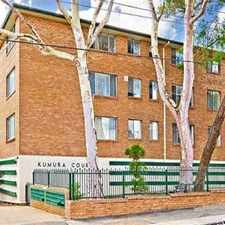Rental info for CLOSE TO TRAINS in the Strathfield area