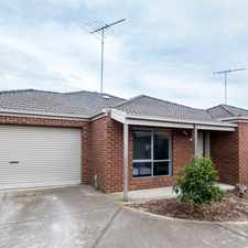 Rental info for The Perfect Setting in Sought After Location! in the North Geelong area