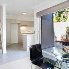 Rental info for Modern Living in a Quiet Location in the Kangaroo Point area