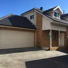 Rental info for OPEN HOUSE TUESDAY 21ST FEBRUARY 2017 @ 4.45PM - 5.00PM in the North St Marys area