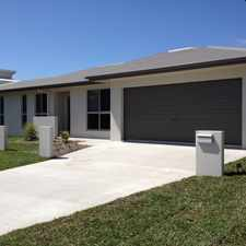 Rental info for Lovely Home Offering 3 Bedrooms Plus Study in the Townsville area