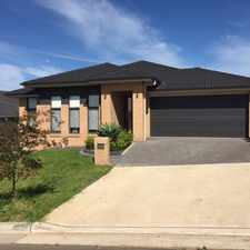 Rental info for As Good As New! 4 Beds, 2 Baths in the Sydney area