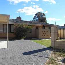 Rental info for Low Maintenance - Handy Location in the Perth area