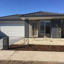 Rental info for MODERN LIVING IN CAVERSHAM WATERS! in the Pakenham area