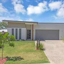 Rental info for NEAR NEW HOME PACKED WITH FEATURES in the Pimpama area