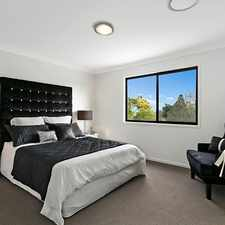 Rental info for MODERN, PRIVATE & CONVENIENT LIVING in the Corinda area