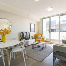 Rental info for A stylish lifestyle apartment in a desirable location.