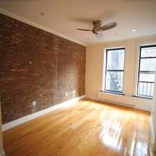 Rental info for 202 East 12th Street in the Greenwich Village area