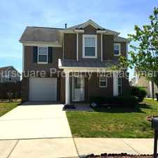 Rental info for Single Family Home   3 bedrooms   2.5 bath   one car garage   fenced yard