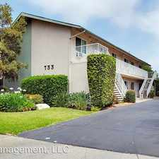 Rental info for 733 W Duarte Rd # B