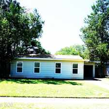 Rental info for 3613 31st in the Lubbock area