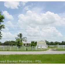 Rental info for 11575 Willis Road