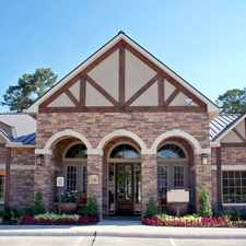 Rental info for 2455 North Frazier Street #192 in the Conroe area