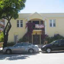 Rental info for 117 South Isabel Street #110 in the Los Angeles area