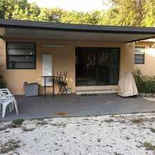 Rental info for 5898 SW 25th St in the Coral Terrace area