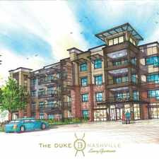 Rental info for The Duke Nashville