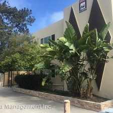 Rental info for 5065 W. Point Loma Blvd -B in the San Diego area