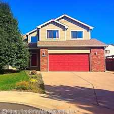 Rental info for 1720 Holly Way