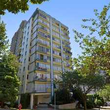 Rental info for 1350 Broughton St in the Vancouver area