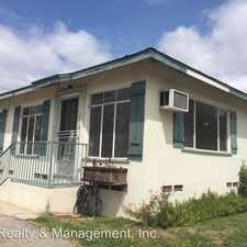 Rental info for 173 N. Berkeley Ave in the Pasadena area