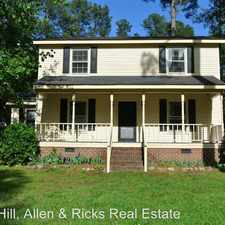 Rental info for 1497 Foxhall Drive