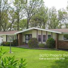 Rental info for 1761 County Road 433