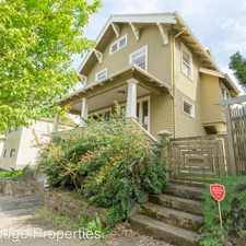 Rental info for 0216 SW Gaines