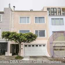 Rental info for 26 Portola Drive in the Upper Market area