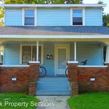 Rental info for 1413 W JACKSON ST