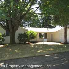 Rental info for 4550 Agate Drive SE