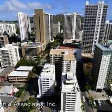 Rental info for 2427 Kuhio Ave Apt 3201