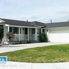 Rental info for 328 Downing Lane in the Orcutt area
