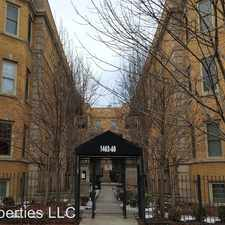 Rental info for 1468 E 69th St unit G in the Grand Crossing area
