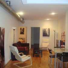 Rental info for Canal St in the New York area