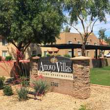 Rental info for Arroyo Villas in the Glendale area