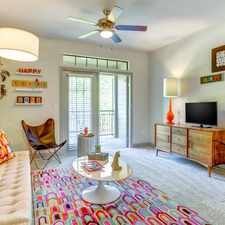 Rental info for Waller Creekside in the Austin area