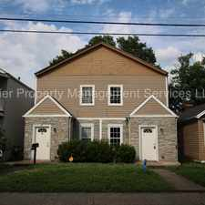 Rental info for 4 Bedroom, 2 Full, 2 Half Bath Near UofL in the Saint Joseph area