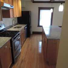 Rental info for 36 Bentley St., #2 in the Boston area
