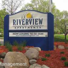 Rental info for 8150 West River Rd #157 in the Brooklyn Park area