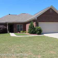 Rental info for 375 Country Club Drive