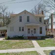 Rental info for 1404 A Bass Ave. in the Columbia area